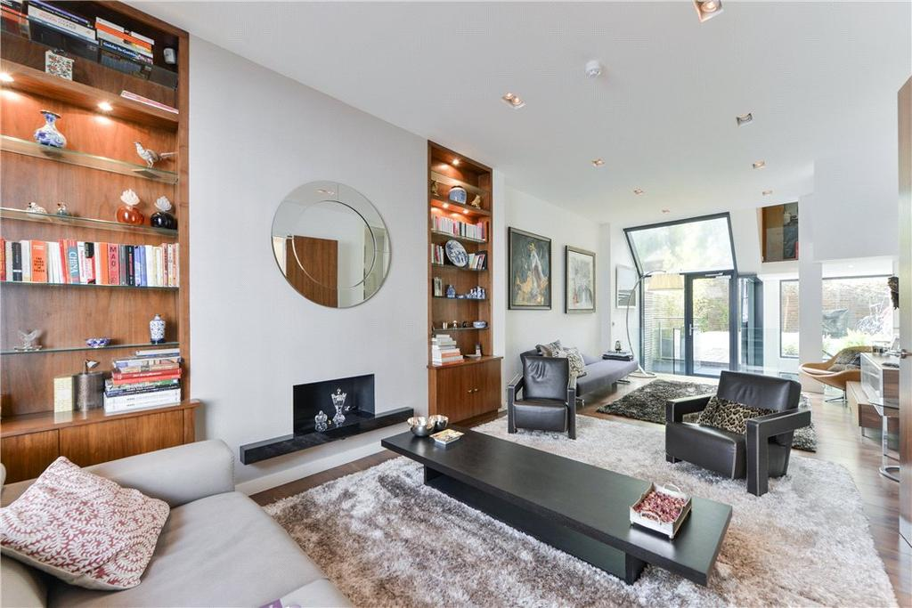 4 Bedrooms Terraced House for sale in Ifield Road, Chelsea, London, SW10