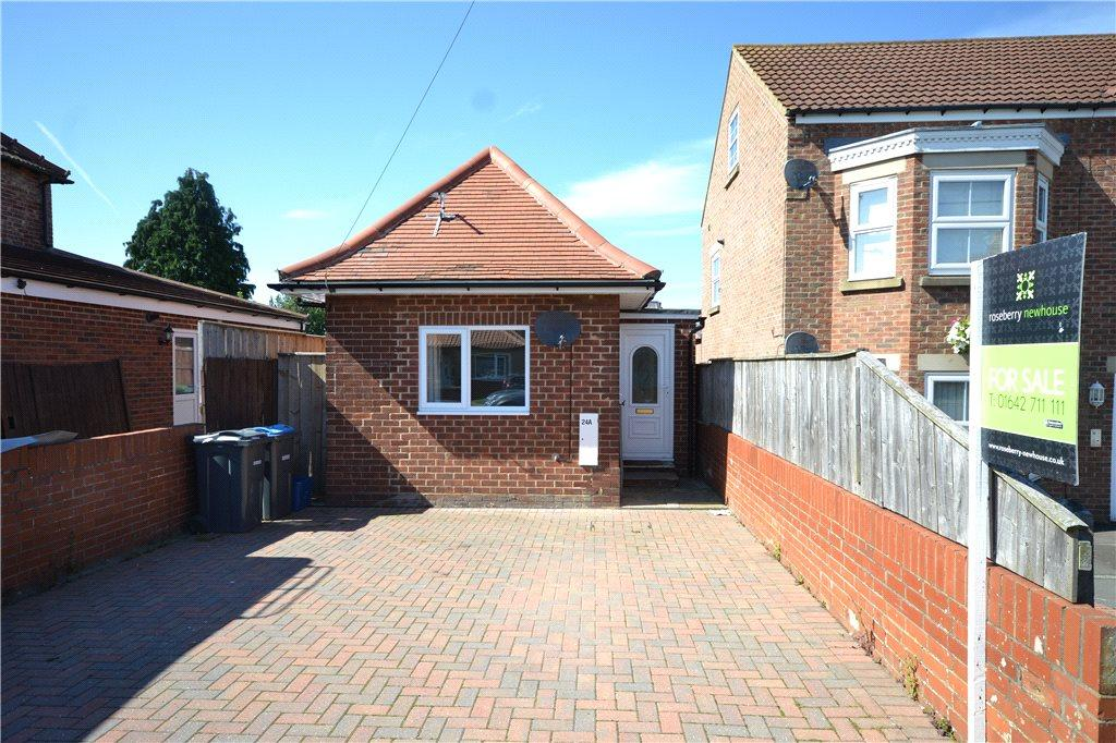 2 Bedrooms Detached Bungalow for sale in Addison Road, Great Ayton, North Yorkshire