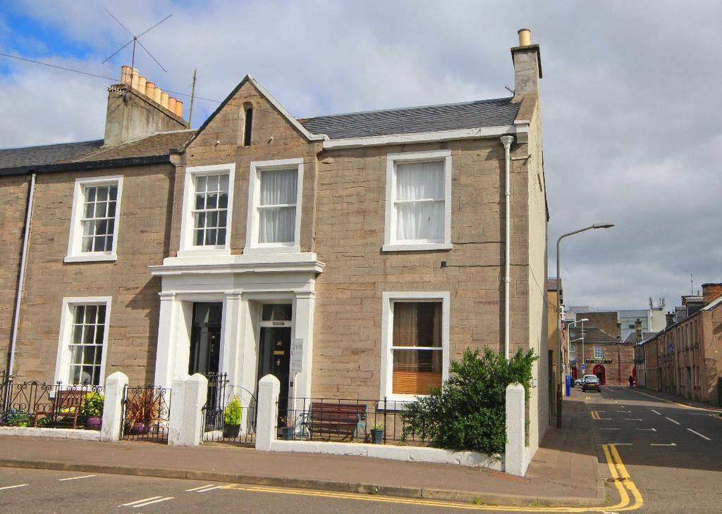 4 Bedrooms End Of Terrace House for sale in Victoria Street, Perth, Perthshire, PH2 8LY
