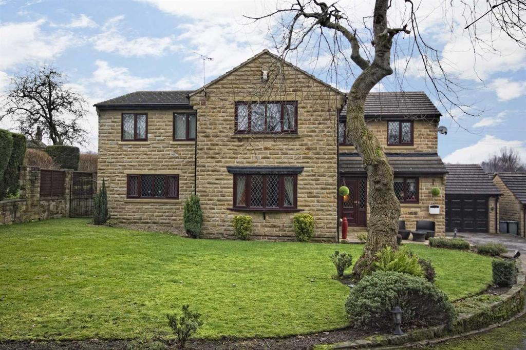 5 Bedrooms Detached House for sale in Carriage Drive, Gomersal , West Yorkshire