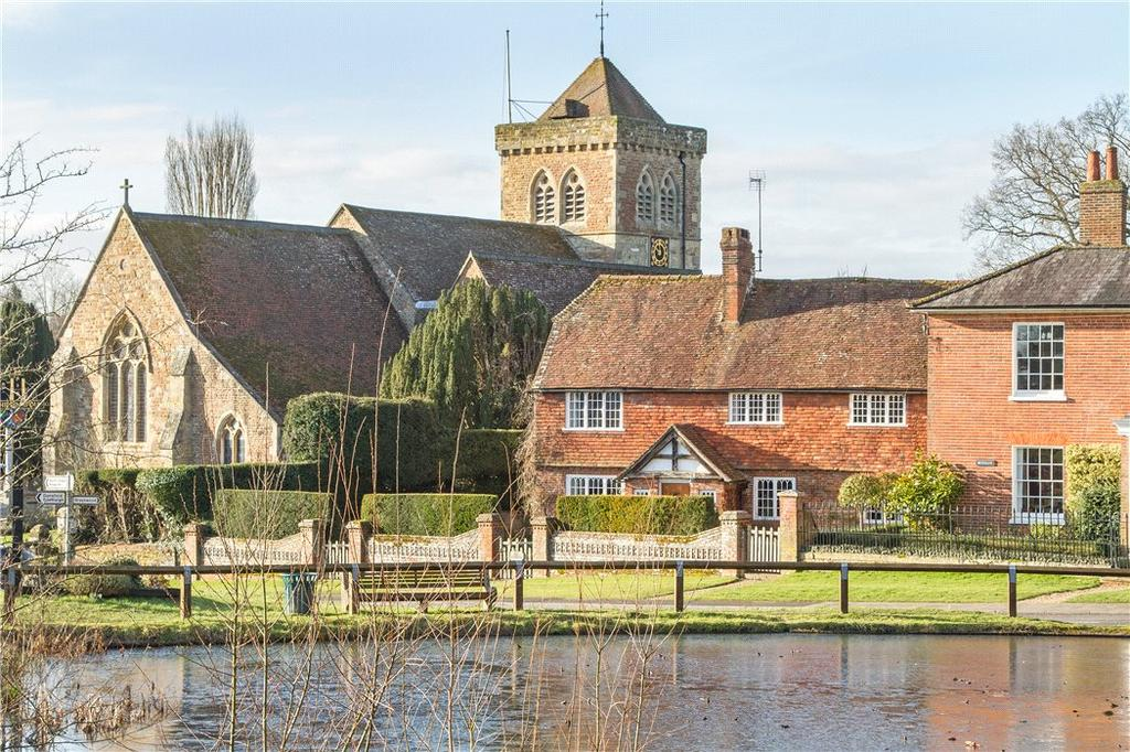 6 Bedrooms House for sale in The Green, Chiddingfold, Godalming, Surrey, GU8
