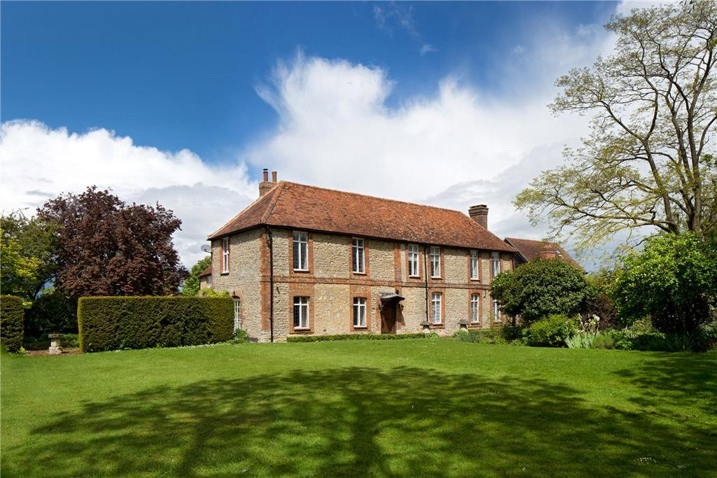 5 Bedrooms Detached House for sale in Wootton Village, Boars Hill, Oxford, Oxfordshire, OX1