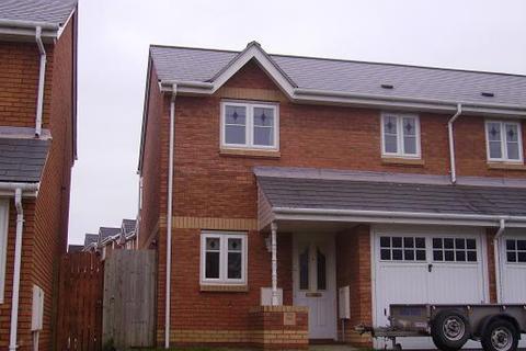 3 bedroom semi-detached house to rent - Llys Pentre, Broadlands, Bridgend County Borough CF31 5DY
