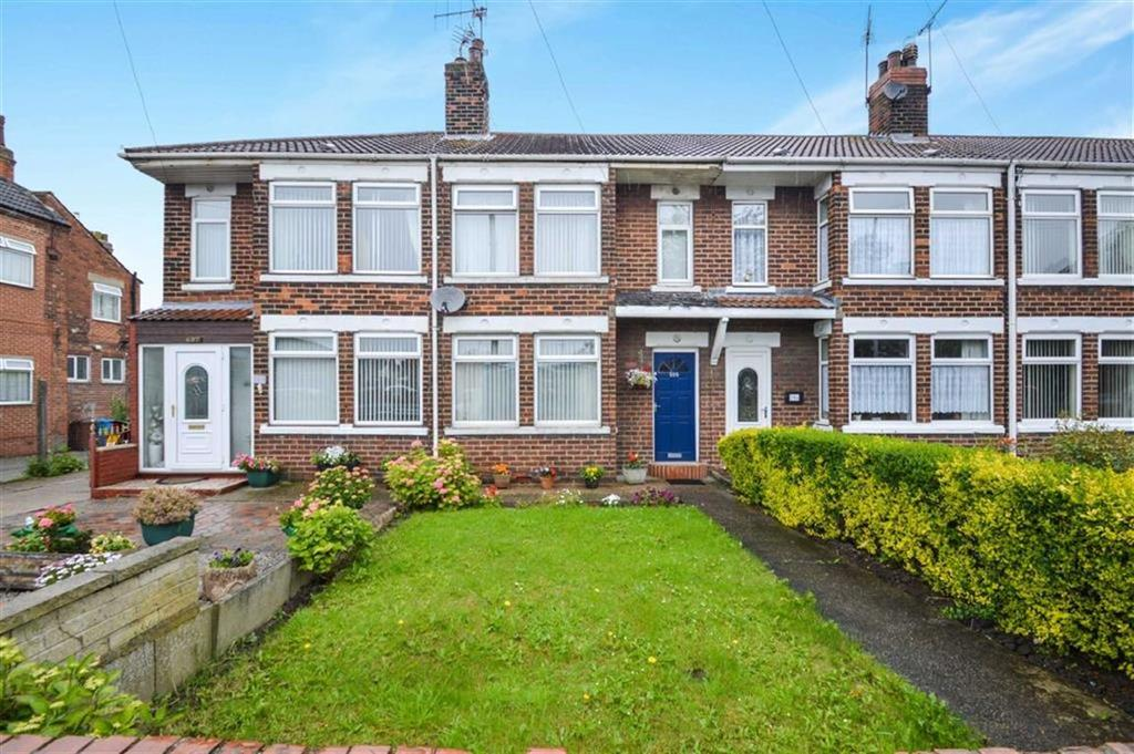 3 Bedrooms Terraced House for sale in Holderness Rd, Hull, East Yorkshire, HU8