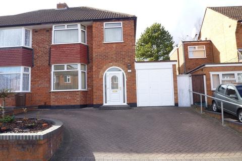 3 bedroom semi-detached house to rent - Leam Crescent, Solihull B92 8PD