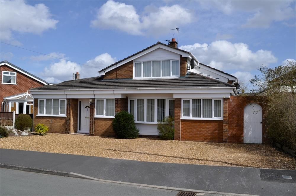 4 Bedrooms Detached House for sale in Brookside, Weaverham, Northwich, Cheshire