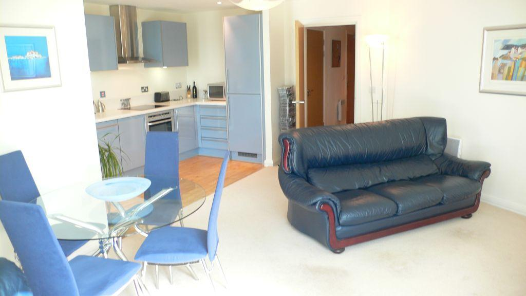 2 Bedrooms Apartment Flat for sale in Havannah Street,Cardiff Bay,Cardiff