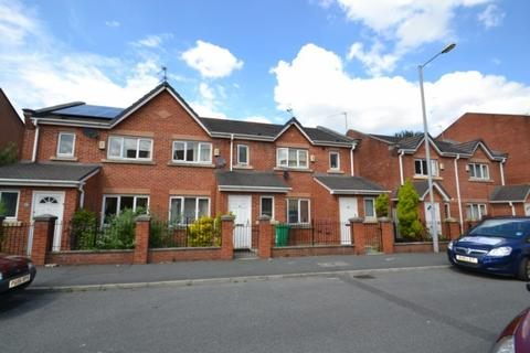 3 bedroom end of terrace house to rent - Ribston Street, Hulme,  Manchester. M15 5RJ
