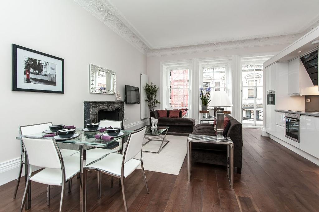 1 Bedroom Apartment Flat for sale in Ennismore Gardens, London, SW7