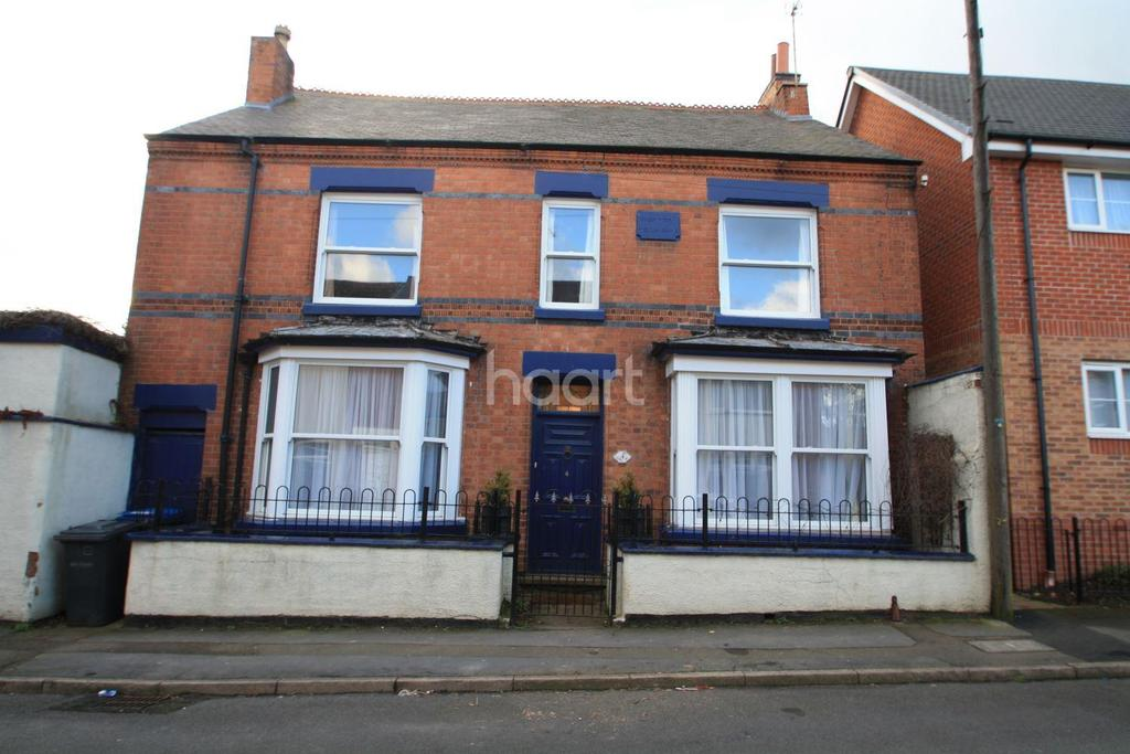 3 Bedrooms Detached House for sale in Oxford Street, Earl Shilton