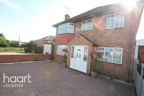 5 bedroom detached house to rent - The Glade, Braunstone