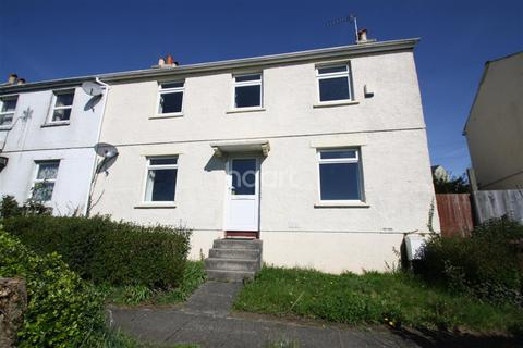 3 bedroom end of terrace house to rent - Wolseley Road Plymouth PL2