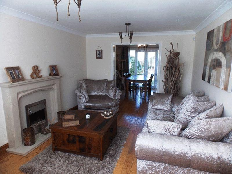 4 Bedrooms Detached House for sale in Cragside Gardens, Bedlington, Four Bedroom Detached House
