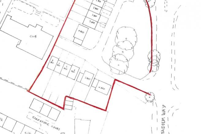 Plot Commercial for sale in Land at Caravan Camping Cent, Stadium Way, Hadley, Telford, Shropshire, TF1 5NN