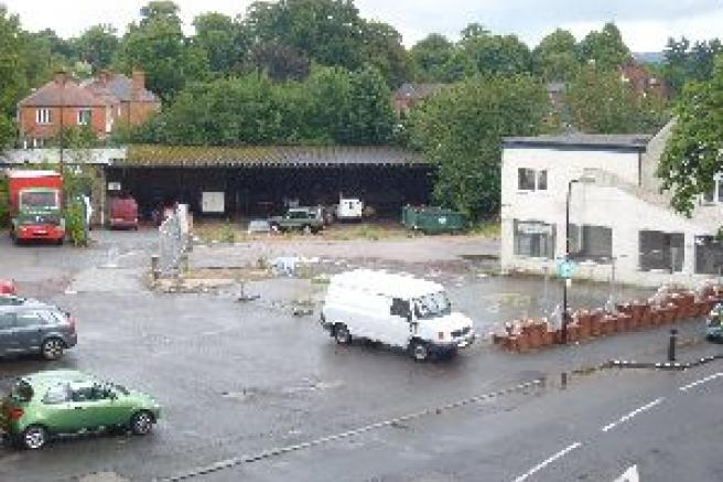 Plot Commercial for sale in Development Land, Great Hales Street, Market Drayton, Shropshire , TF9 1JW