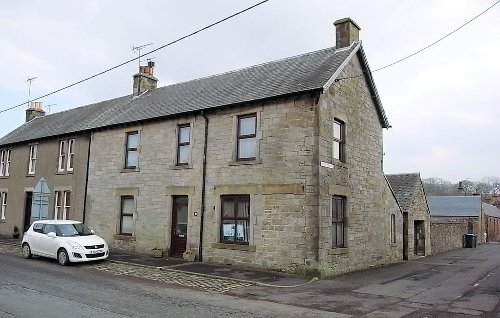 4 Bedrooms Town House for sale in North Hermitage Street, Newcastleton TD9