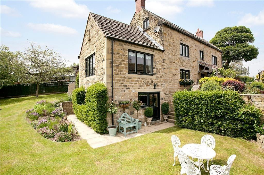 4 Bedrooms Detached House for sale in The Old Farmhouse, Low Farm,Clayton