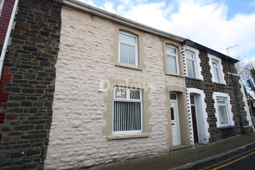 2 Bedrooms Terraced House for sale in West Taff, Porth
