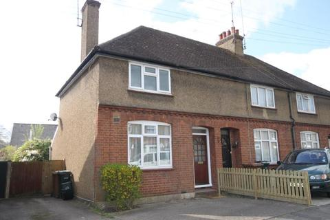 2 bedroom end of terrace house to rent - Norfolk Road, Rickmansworth, Herts WD3