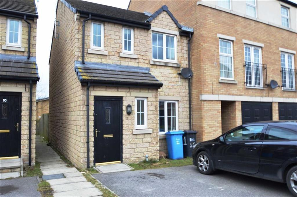 3 Bedrooms End Of Terrace House for sale in Lambwath Hall Court, Hull, HU7