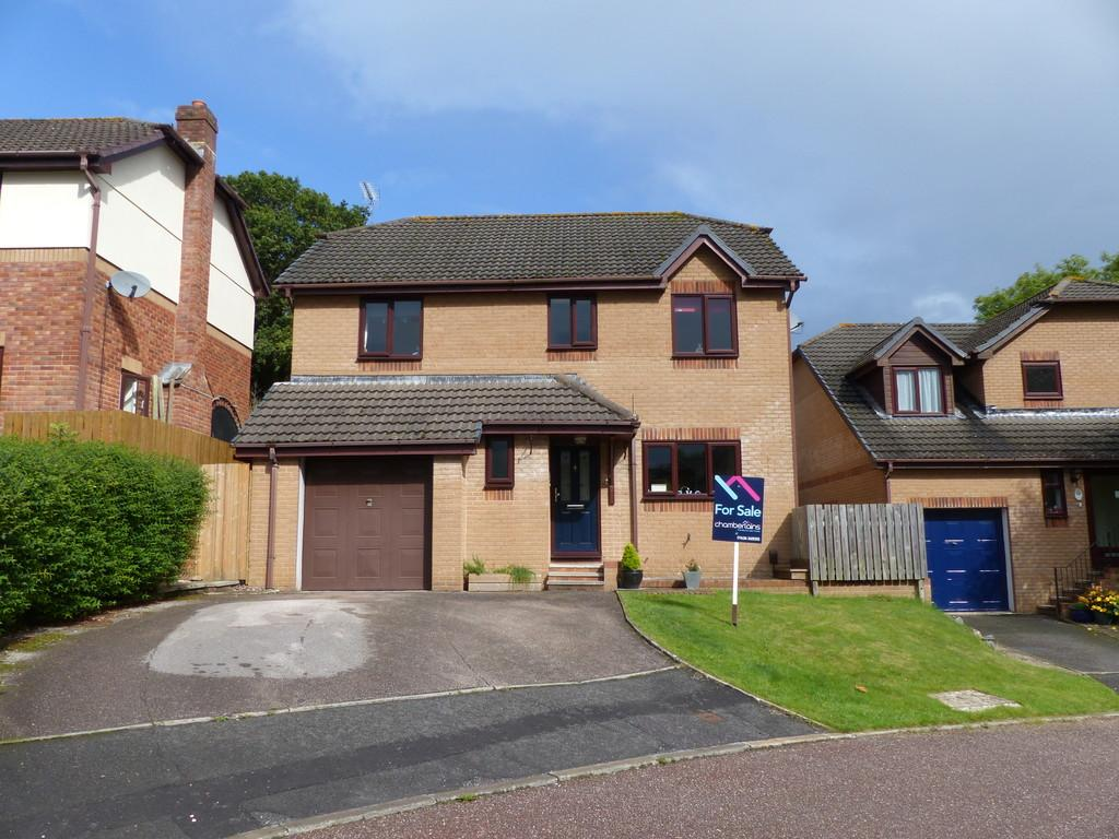 4 Bedrooms Detached House for sale in Ogwell, Newton Abbot