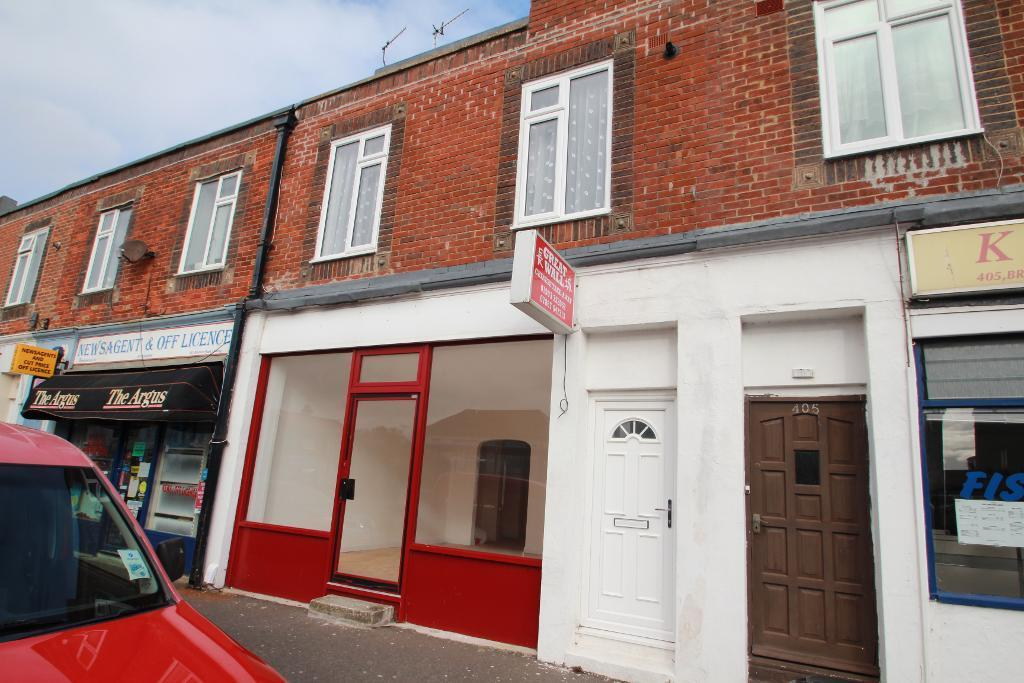 1 Bedroom Flat for rent in Brighton Road, Lancing, West Sussex, BN15 8JX