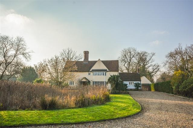7 Bedrooms Detached House for sale in Bucks Alley, Little Berkhamsted