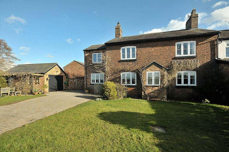 4 Bedrooms Semi Detached House for sale in Barbers Lane, Antrobus
