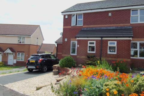 2 bedroom semi-detached house to rent - Whitebeam Close, Paignton