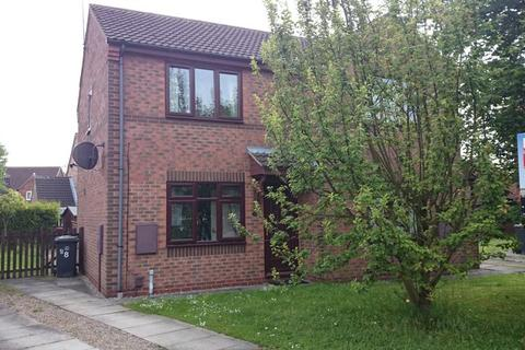 2 bedroom semi-detached house to rent - Betony Close, Scunthorpe