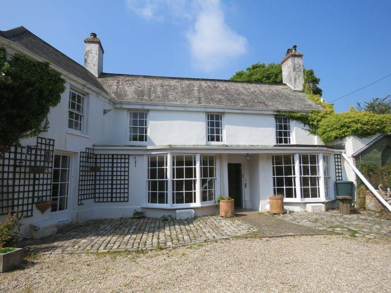 6 Bedrooms End Of Terrace House for sale in Whitehall, Scorrier, Redruth