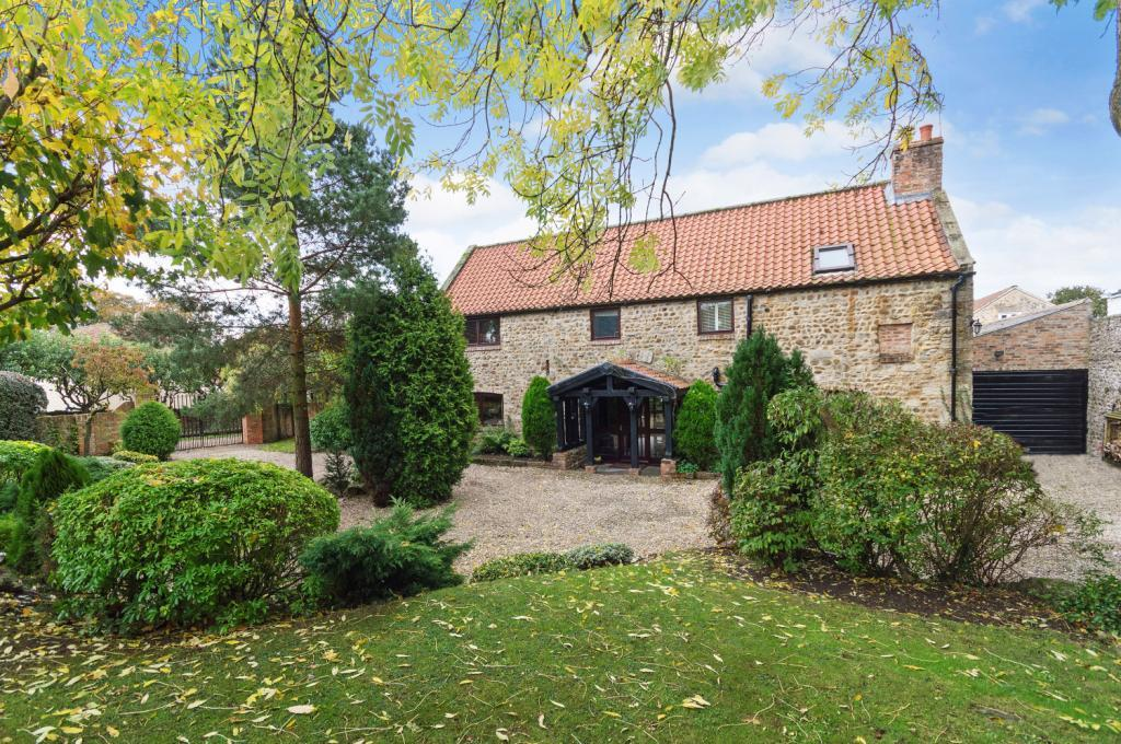 4 Bedrooms Link Detached House for sale in Bishopton, Ripon, North Yorkshire