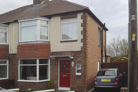 3 bedroom semi-detached house to rent - Stobhill Villas, Morpeth