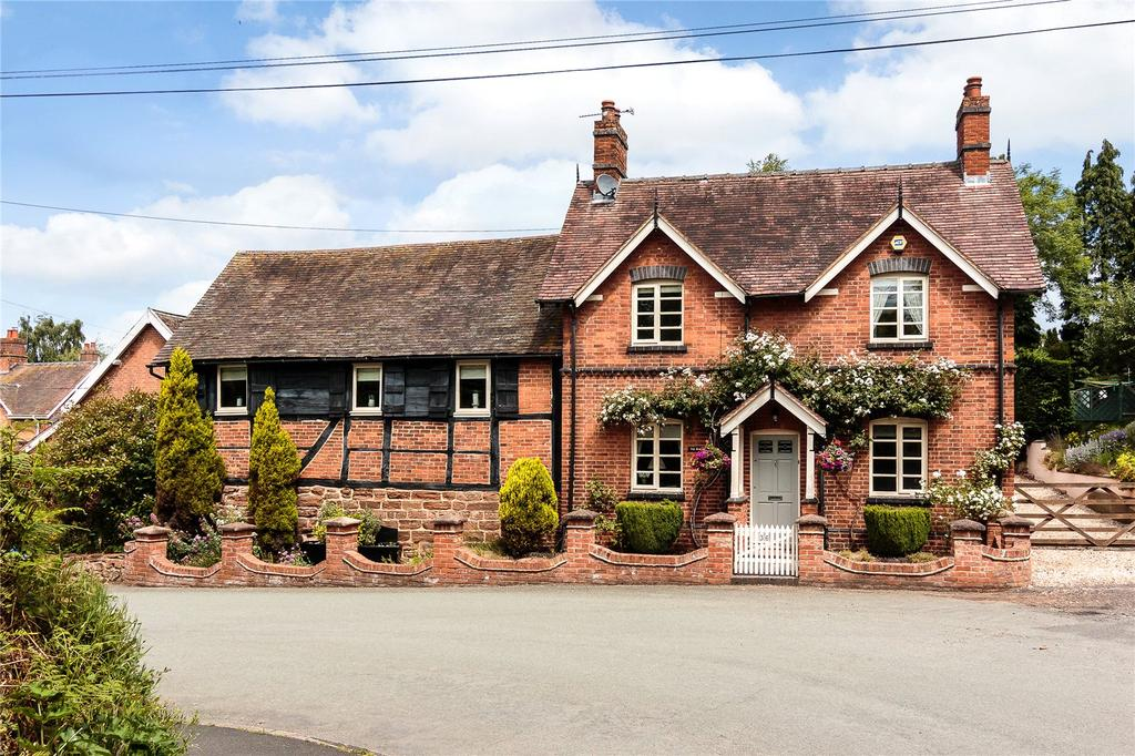 4 Bedrooms Detached House for sale in Beckbury, Shifnal, Shropshire