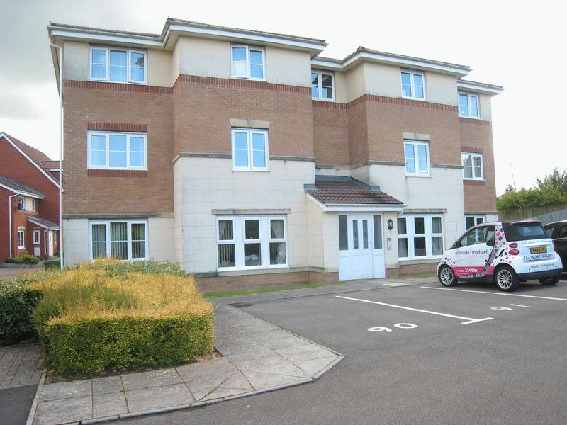 2 Bedrooms Apartment Flat for sale in Clos Springfield, TALBOT GREEN, CF72 8FE