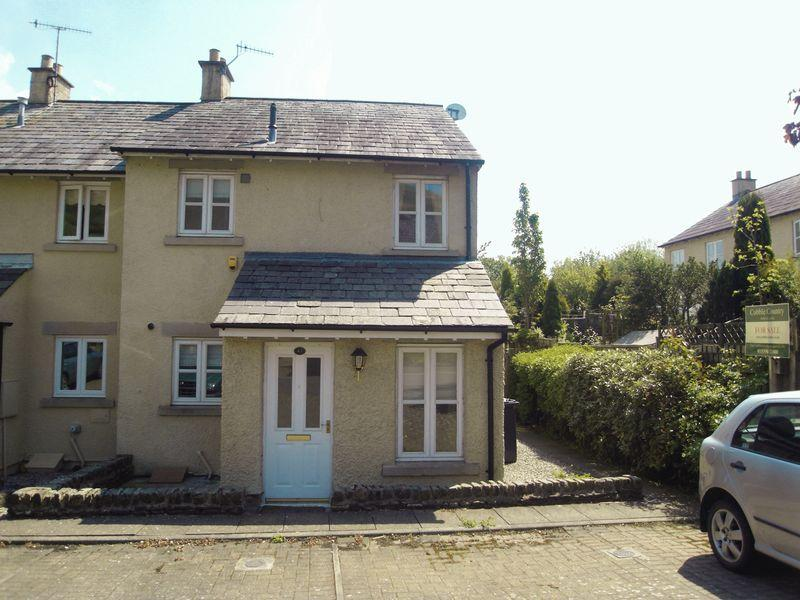 1 Bedroom Terraced House for sale in '41 Woodside Avenue', Sedbergh. Modern spacious one bedroom house