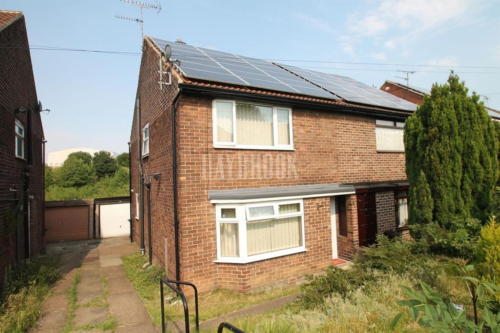 3 Bedrooms Semi Detached House for sale in Ferrars Road, Tinsley