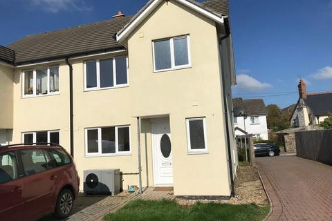 3 bedroom semi-detached house to rent - The Market, North Tawton