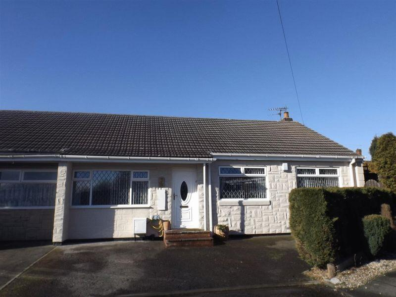 3 Bedrooms Bungalow for sale in Knox Close, Bedlington. Three Bedroom Bungalow.
