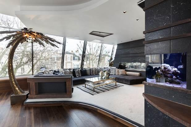 5 Bedrooms Flat for sale in Lansdowne Crescent, London, W11