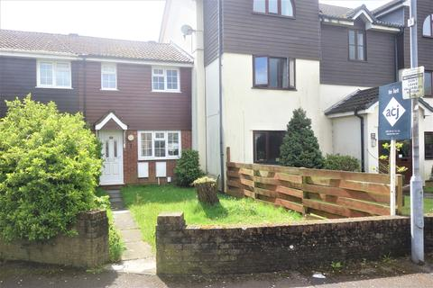2 bedroom terraced house to rent - Haxby Court, Felbridge Close  , Cardiff