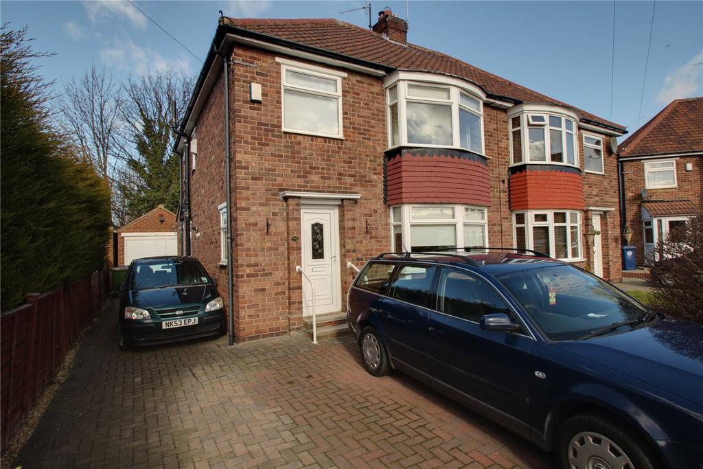 3 Bedrooms Semi Detached House for sale in Keswick Road, Normanby