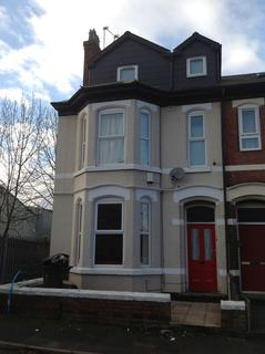 6 bedroom property to rent - Grosvenor Road, City Centre, Coventry, CV1 3FZ