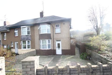 4 bedroom semi-detached house to rent - Bangor, Gwynedd