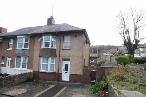 4 bedroom semi-detached house to rent - Bangor, Gwynedd