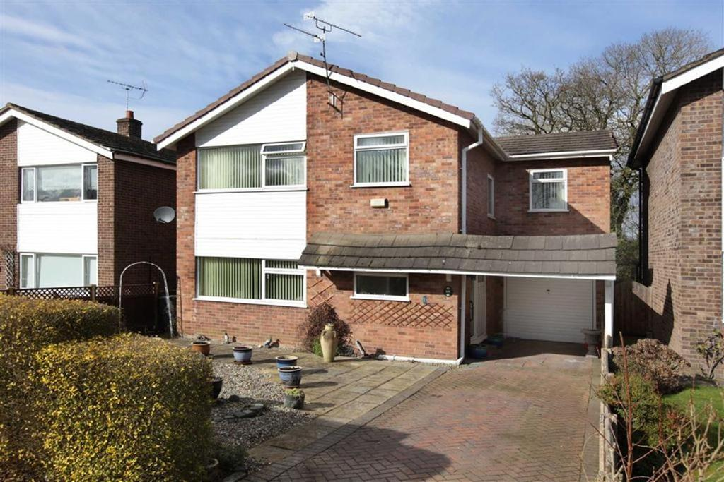 4 Bedrooms Detached House for sale in Baddiley Close, Nantwich, Cheshire