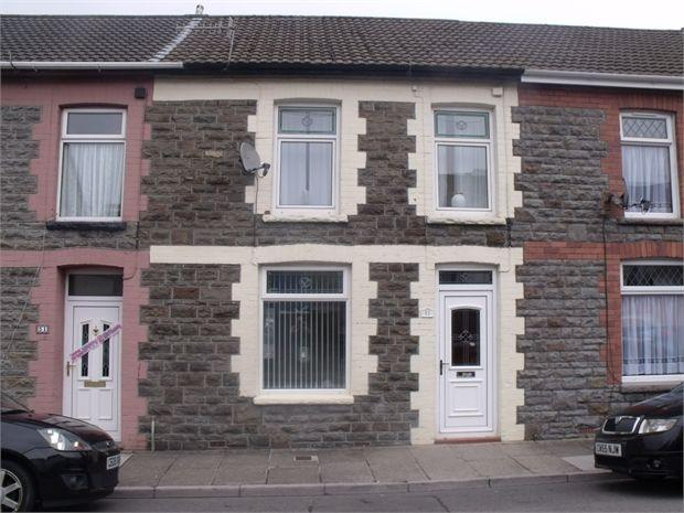 2 Bedrooms Terraced House for sale in Kennard Street, Ton Pentre, Ton Pentre, Rhondda Cynon Taff. CF41 7AZ