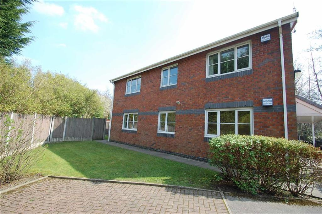 2 Bedrooms Flat for sale in Rosefield Close, Davenport, Stockport