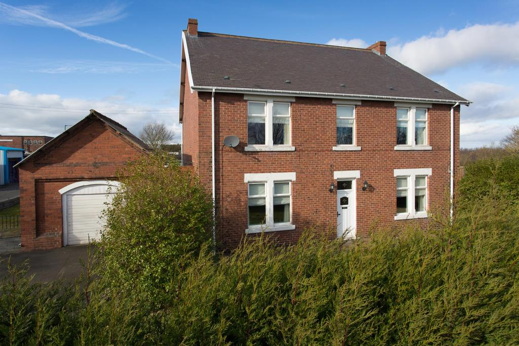 5 Bedrooms Detached House for sale in Burnopfield