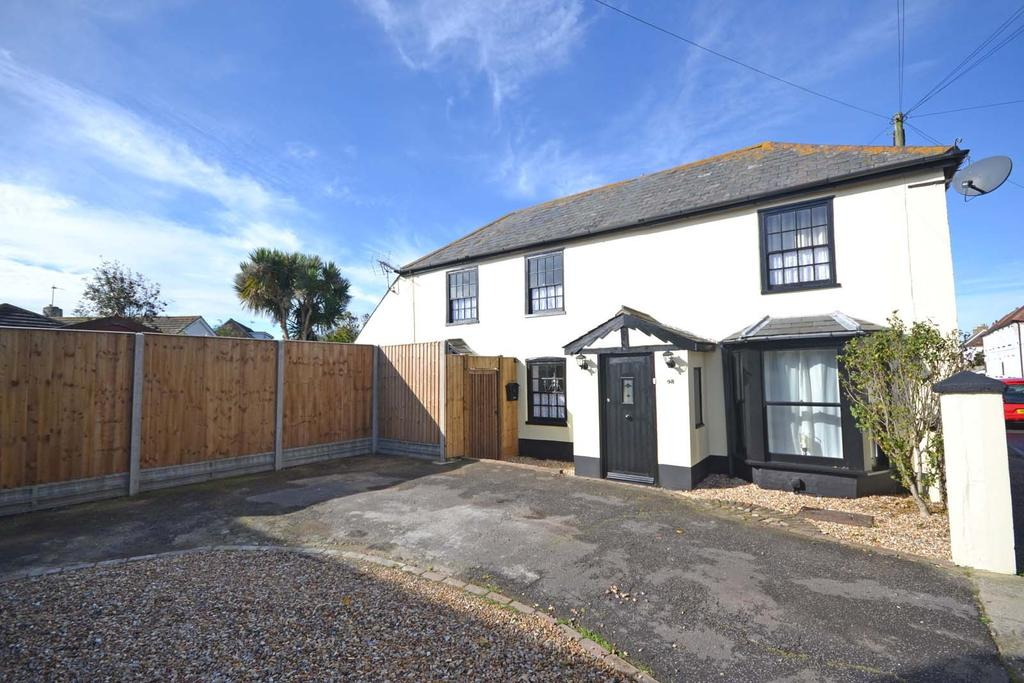 3 Bedrooms Detached House for sale in East Street, Selsey, PO20
